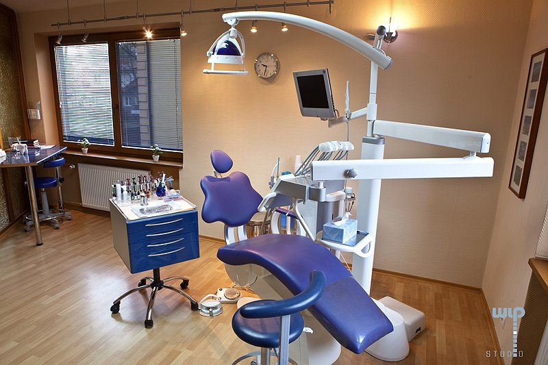 Gabinet stomatologiczny – zdjęcia do strony internetowej