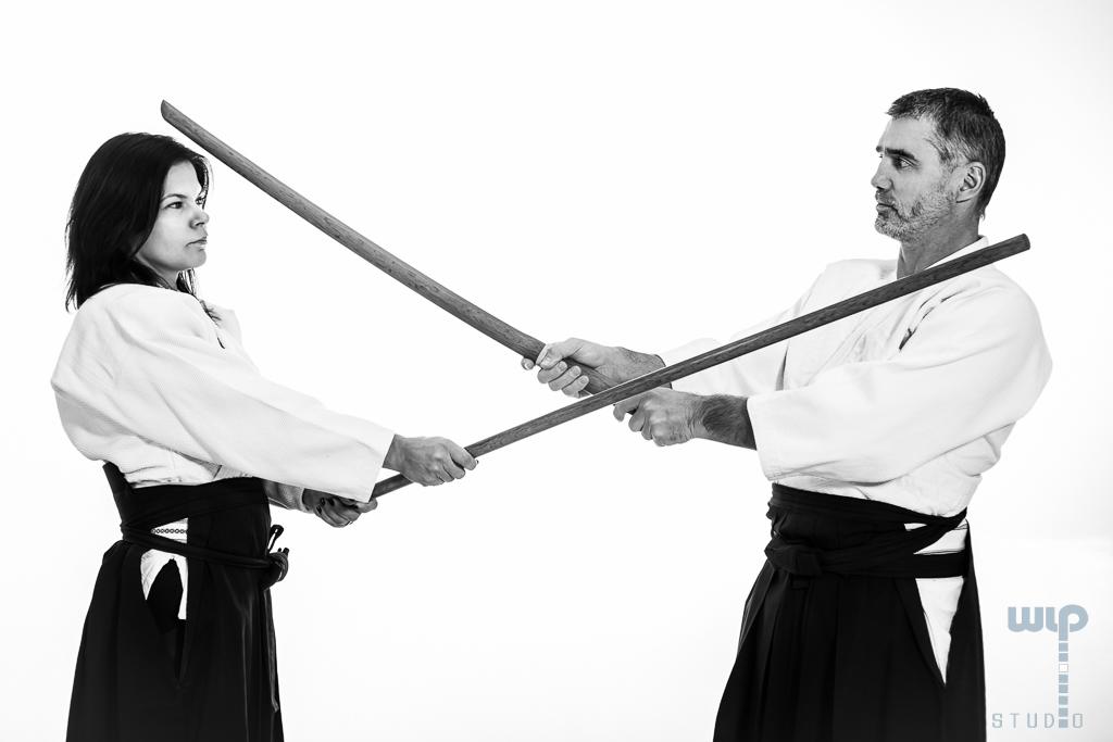 Lubelska Akademia Aikido – sesja portretowa