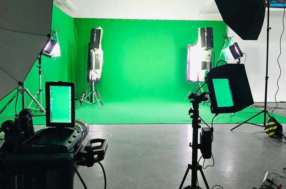 Filmowanie na GreenScreen i GreenBox w Lublinie