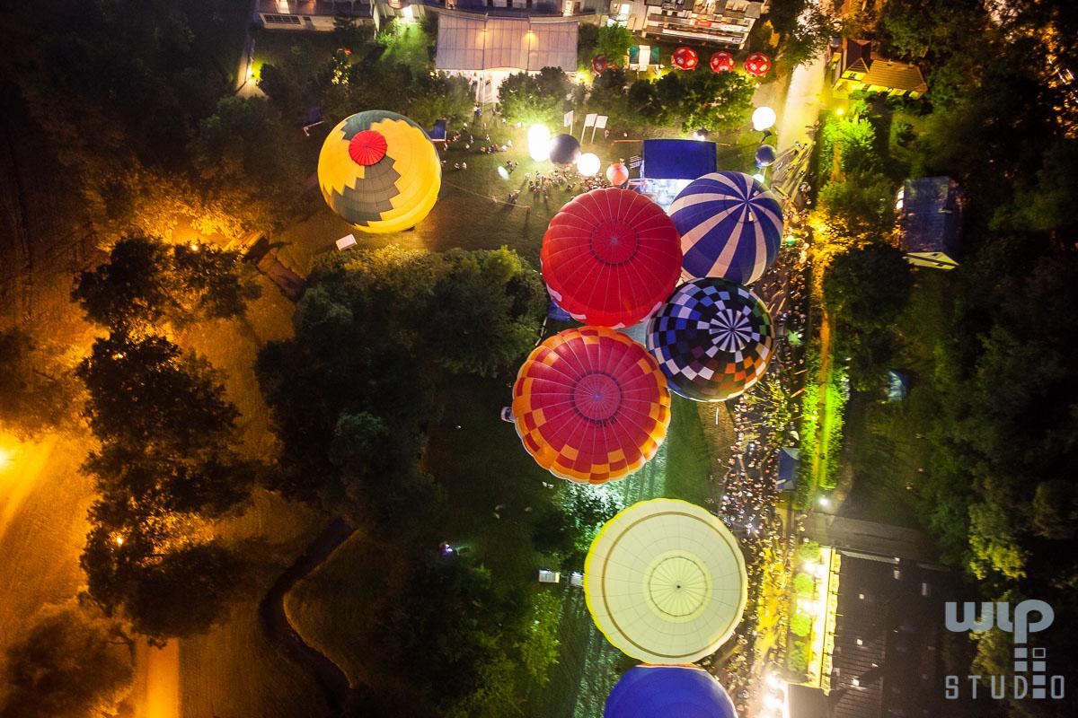 XXX Balonowe Mistrzostwa Polski Nałęczów 2014