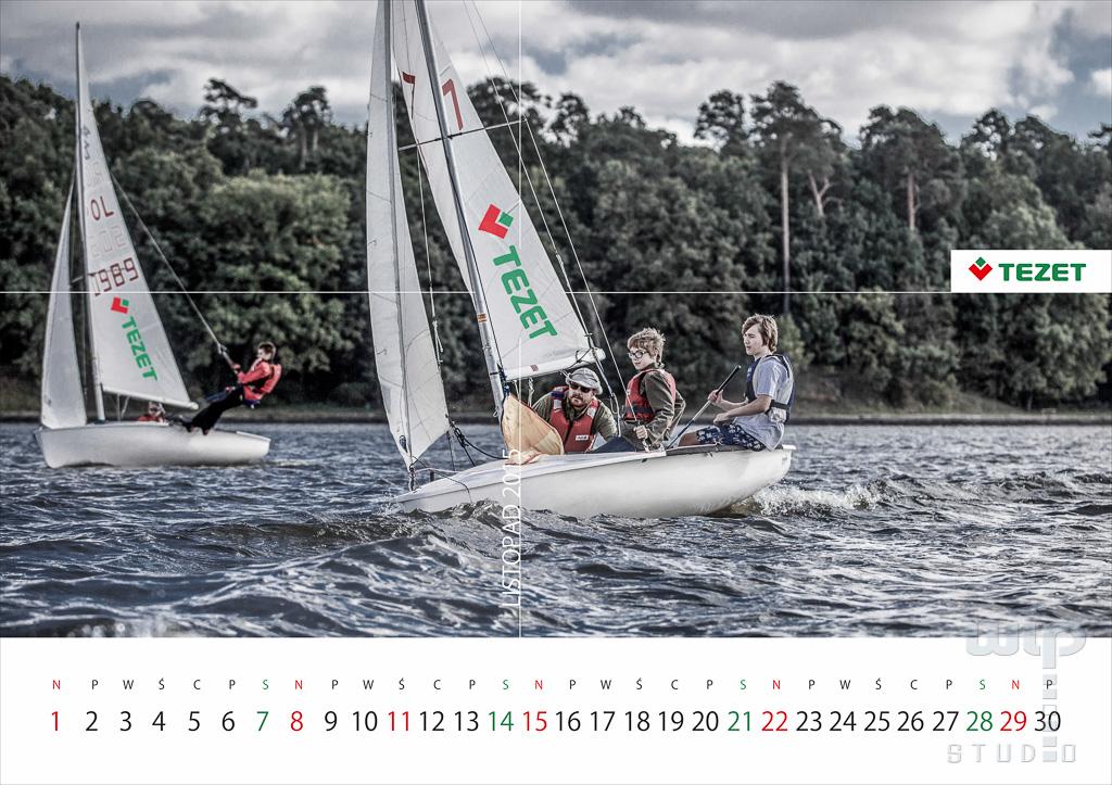 , Sesja fotograficzna do kalendarza 2015 dla firmy TEZET, Studio Fotograficzne Lublin , Studio Fotograficzne Lublin