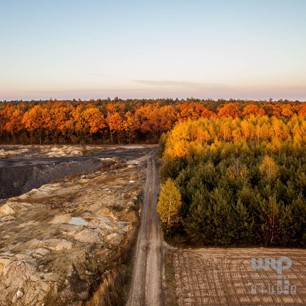 , Dronobranie | jesienne fotografie lotnicze, Studio Fotograficzne Lublin , Studio Fotograficzne Lublin