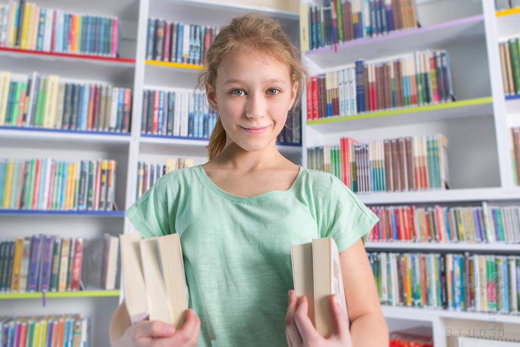 Biblioteka – fotografie ilustracyjne