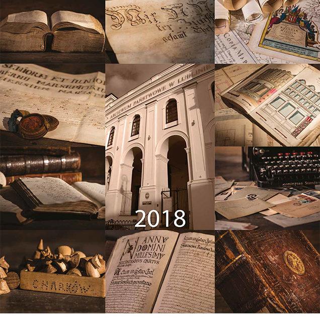 Kalendarz 2018 – Archiwum Państwowe w Lublinie