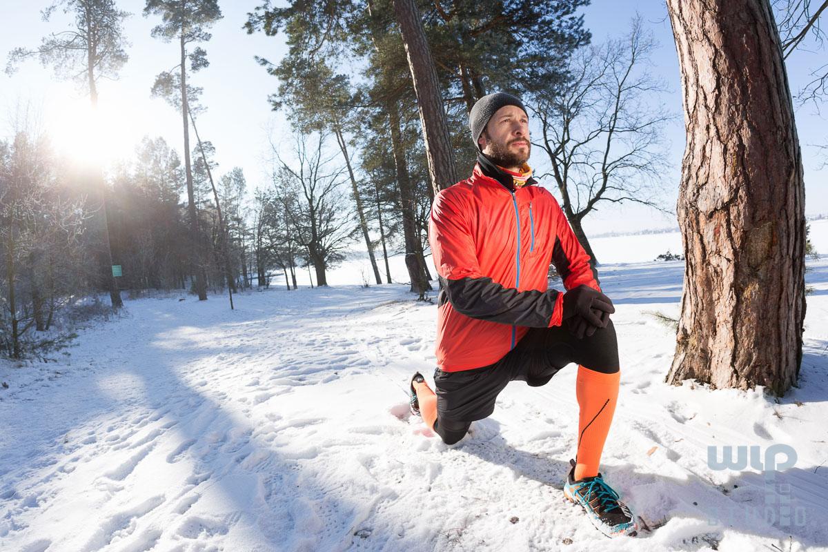 , Bieganie zimą – zdjęcia ilustracyjne, Studio Fotograficzne Lublin , Studio Fotograficzne Lublin