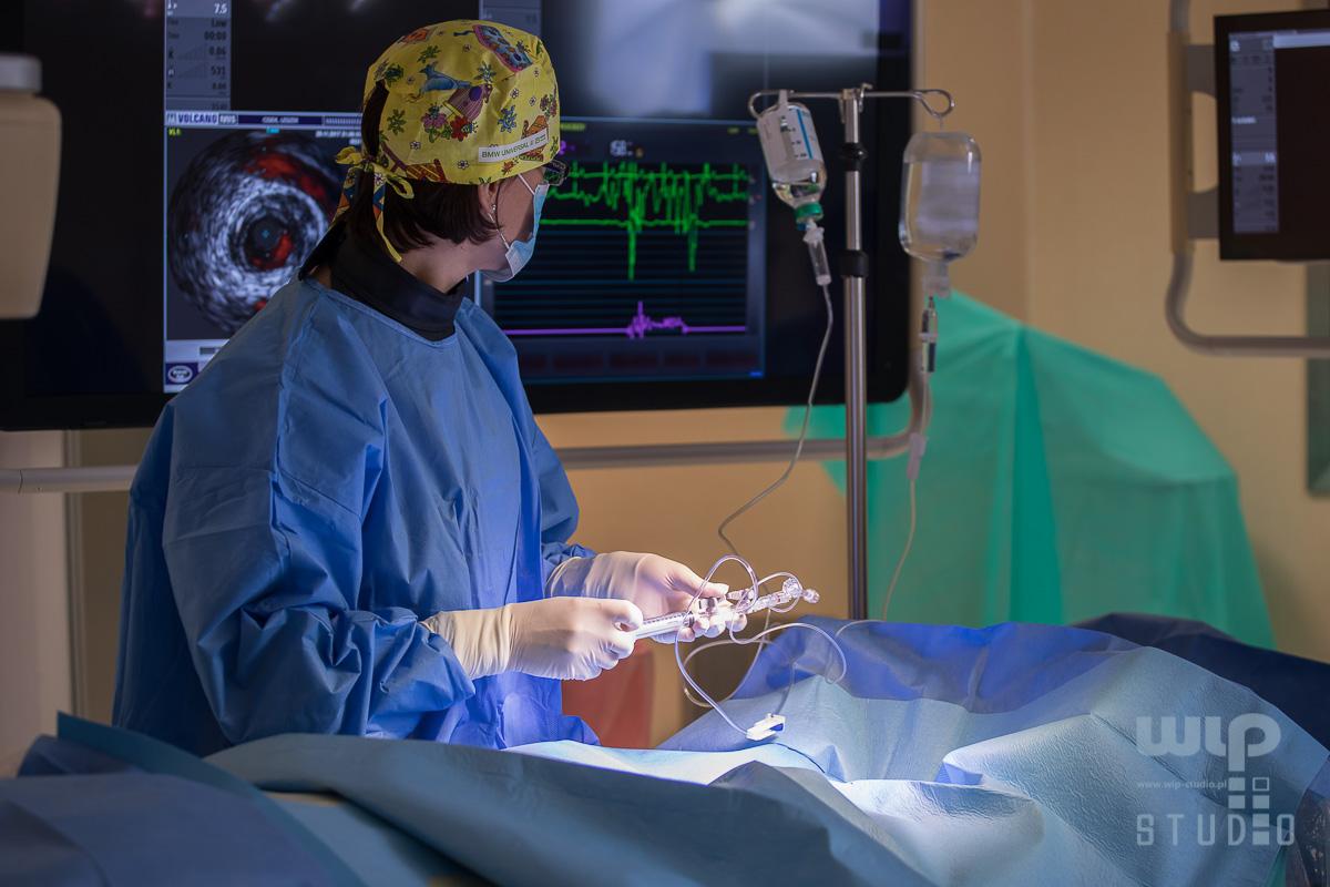 Ośrodek Kardiologii Inwazyjnej IKARDIA – sesja
