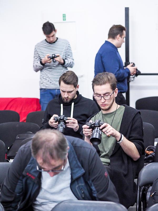 , Warsztaty OLYMPUS PRO TOUR 2018 w Lublinie, Studio Fotograficzne Lublin , Studio Fotograficzne Lublin