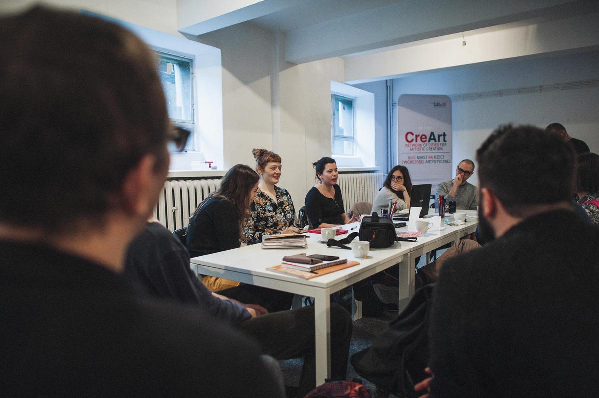 Warsztaty Artystyczne Katarzyny Kozyry CreArt