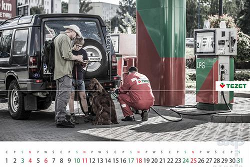 Sesje do kalendarzy