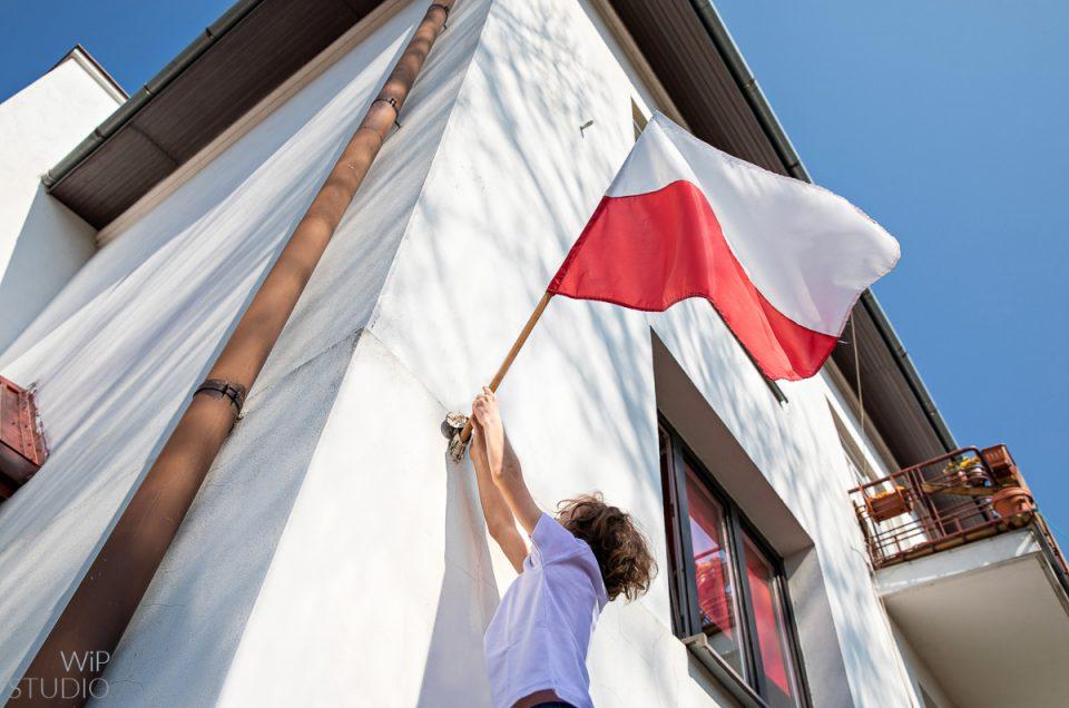 Święto Narodowe Trzeciego Maja | Dzień Flagi | fotografie ilustracyjne