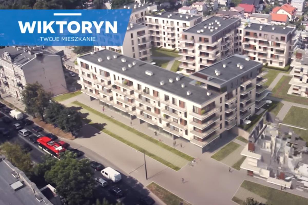 Spot telewizyjny budowa osiedla Wiktoryn