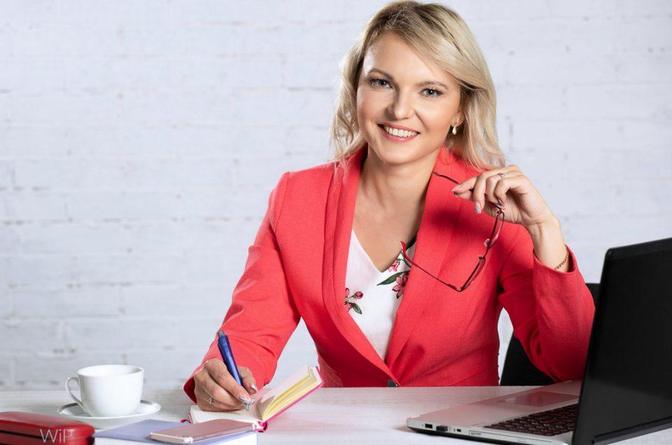 Natalia | Sesja biznesowa