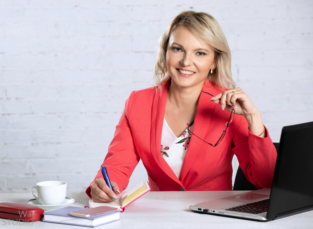 , Natalia | Sesja biznesowa, Studio Fotograficzne Lublin
