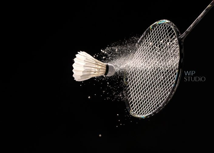 , Szybka lotka Badminton | fotografie ilustracyjne, Studio Fotograficzne Lublin , Studio Fotograficzne Lublin